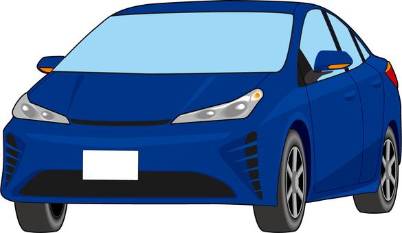 轎車 21A_blue