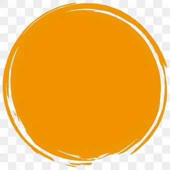 畫筆e_ orange _cs