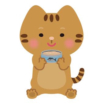 貓(罐頭)