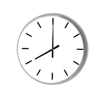 Clock ①