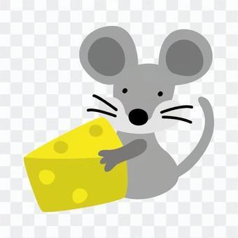 奶酪和老鼠
