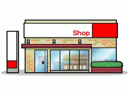 商店 -  001