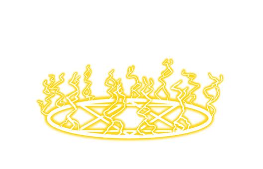 閃電魔法小隊(黃色)