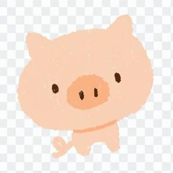 Little pig icon