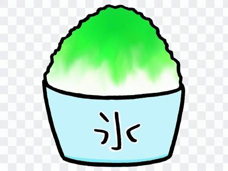 刨冰/甜瓜味