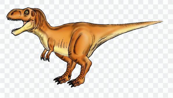 Child of Tyrannosaurus