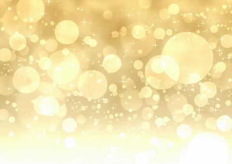 閃光背景香檳金