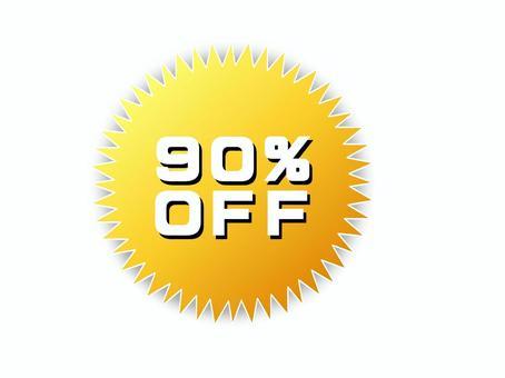 90%offpop
