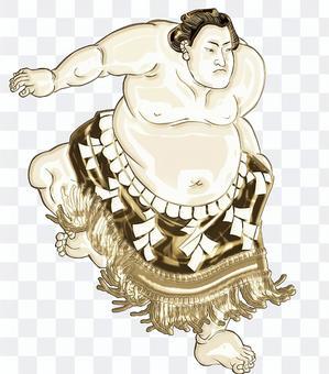 相撲黃金版