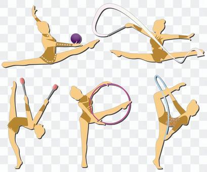 New gymnastics