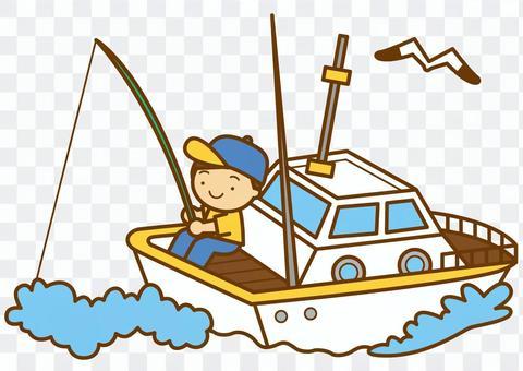 Fishing boat 4c