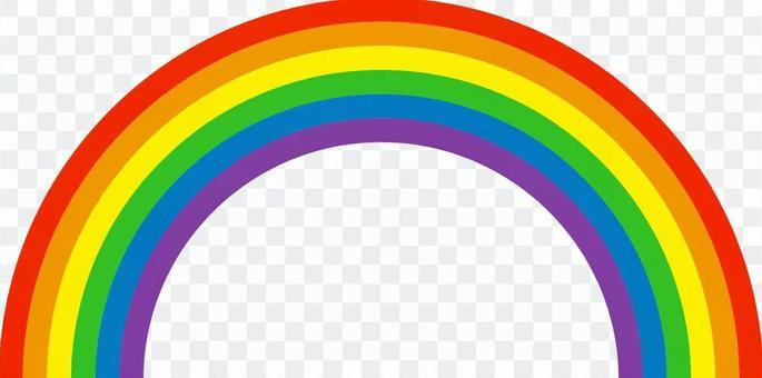 Rainbow _ Simple _ Medium