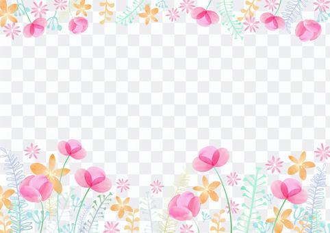 花材037花框套裝