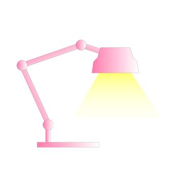 Stand light (pink)
