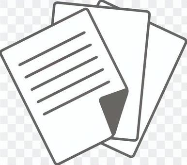 Spreading documents part 1