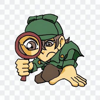 名偵探011