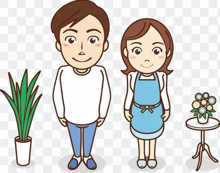 新婚夫婦/新生活/家庭版