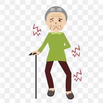 People (Elderly Series) Grandpa