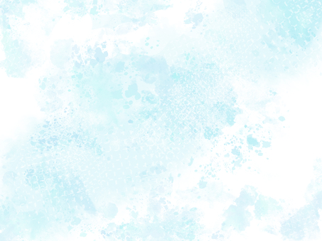 Ice blue watercolor background