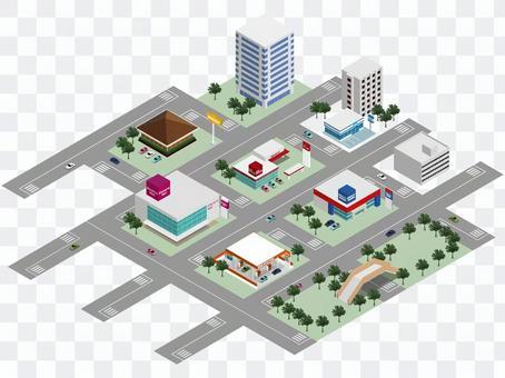商業設施景觀