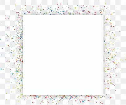 多彩點框架
