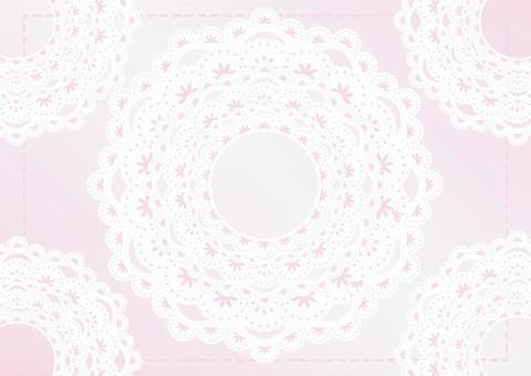 紙花邊花邊紙36