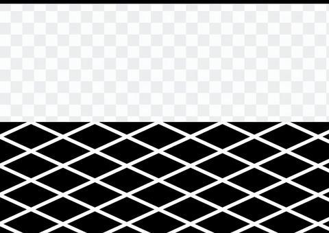 日式_牆面圖案_黑色