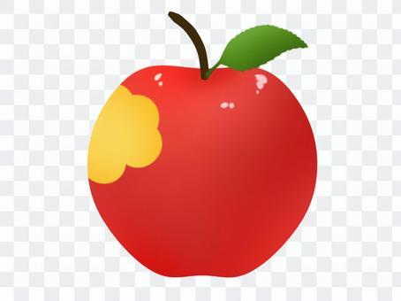 一個要咬的蘋果