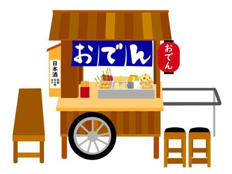 關東煮站圖 2