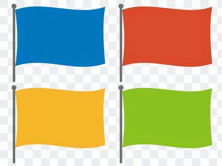 5719. Flag large