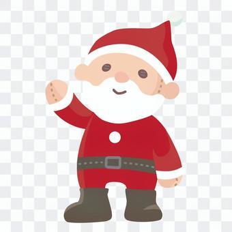 被充塞的玩偶圣诞老人2