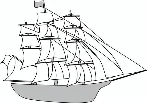 帆船eps數據
