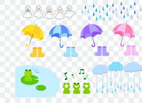 雨季的會議