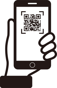 2D code, barcode, smartphone, reading