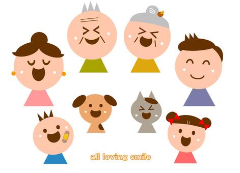 Big family ①
