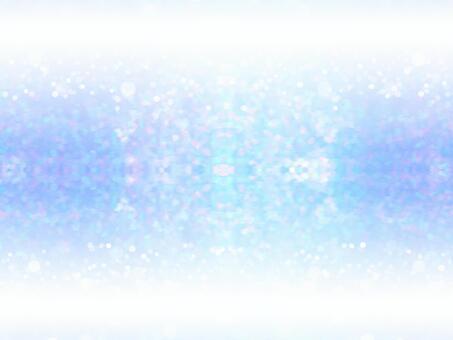 混合點7(藍色和白色)