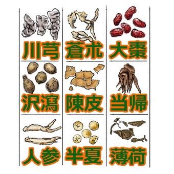 Chinese herbal medicine Vol2