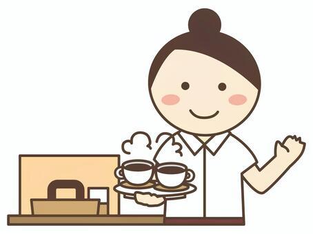 Cafe / coffee shop 1