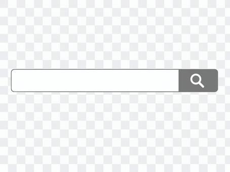 搜索窗口搜索栏搜索放大镜