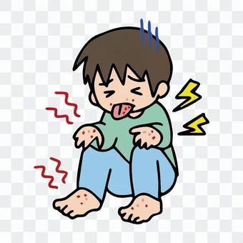 手足口病,鏈球菌感染,嬰兒