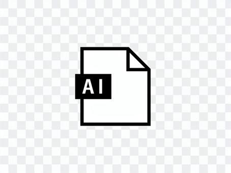 簡單的AI圖標