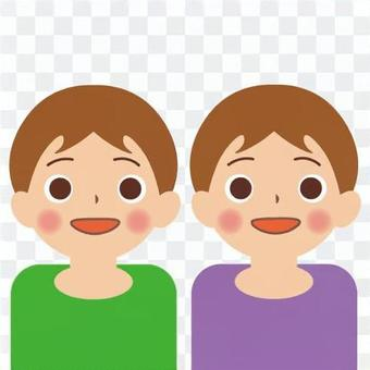 寶貝(男孩/雙胞胎)