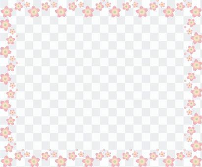 櫻花線矩形