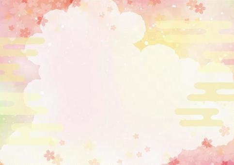 Japanese Pattern Background 3