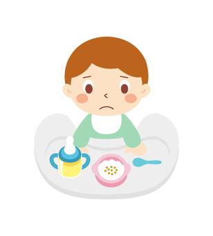 寶貝_我不想吃