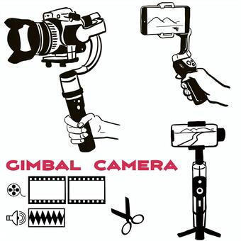 V記錄,自拍,雲台,拍攝,設備