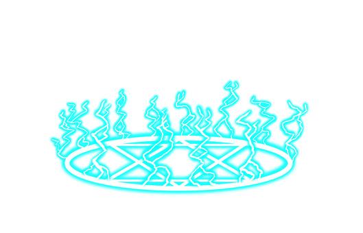 閃電魔法小隊(淺藍色)