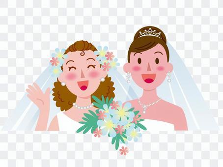 女性同士の結婚-5