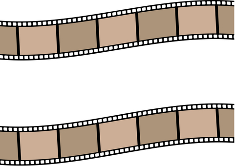 Film frame wave