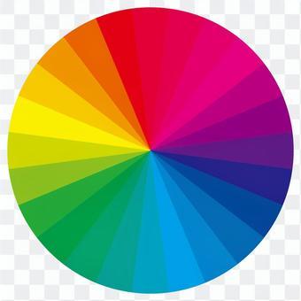 24個色環